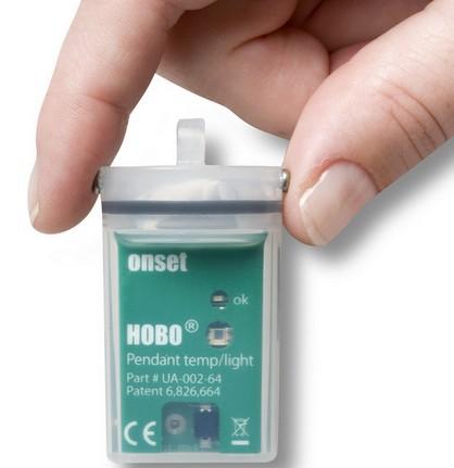水下温度光照度记录仪UA-002-64